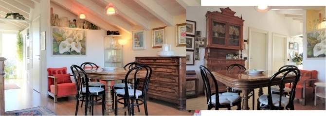 """ MAISON DOUCE MAISON "" - Bed & Breakfast "" LA COLLINA """