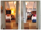 "Die Zimmer - "" LA COLLINA "" bed & breakfast"