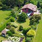 "Der Garten - "" LA COLLINA "" bed & breakfast"