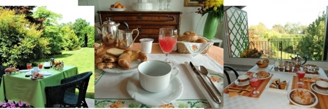 """Der gute Morgen beginnt am Morgen"" - "" LA COLLINA "" bed & breakfast"